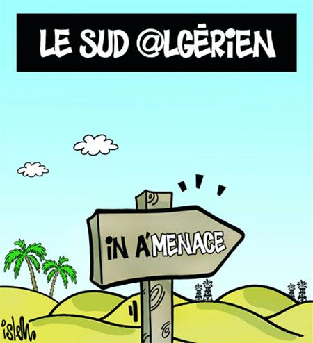 Le sud algérien