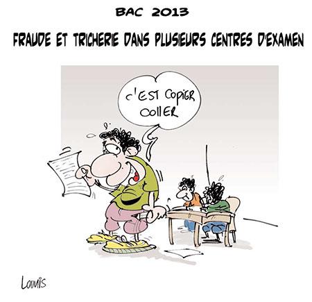 كاريكاتير باكالوريا Caricature_Algerie_G