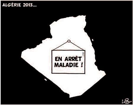 Algérie 2013