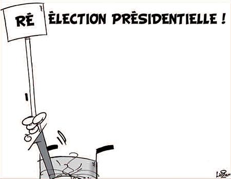Election présidentielle - Dessins et Caricatures, Vitamine - Le Soir d'Algérie - Gagdz.com