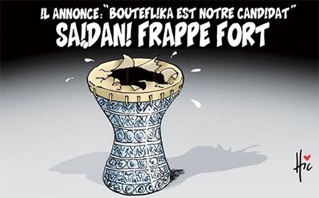 Saidani frappe fort - Le Hic - El Watan - Gagdz.com