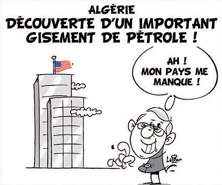 Algérie: Découverte d'un important gisement de pétrole - Vitamine - Le Soir d'Algérie - Gagdz.com