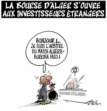 La bourse d'Alger s'ouvre aux investisseurs étrangers
