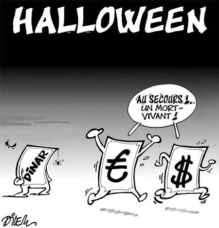 Halloween - Dilem - Liberté - Gagdz.com