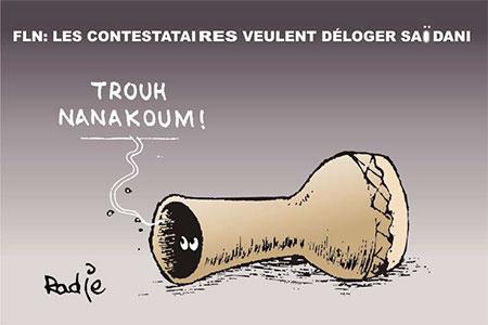 FLN: Les contestataires veulent déloger Saïdani - Ghir Hak - Les Débats - Gagdz.com