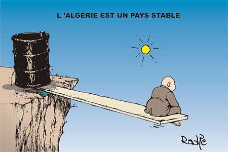 L'Algérie est un pays stable - Ghir Hak - Les Débats - Gagdz.com