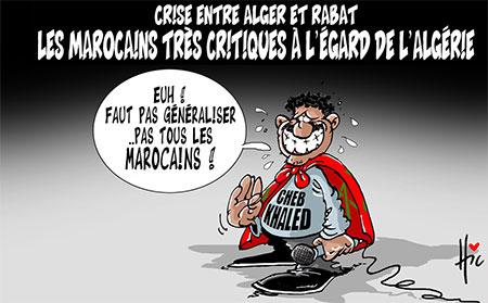 Les Marocains très critiques à l'égard de l'Algérie - Le Hic - El Watan - Gagdz.com