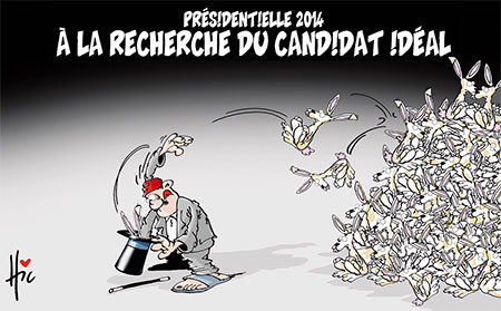 A la recherche du candidat idéal