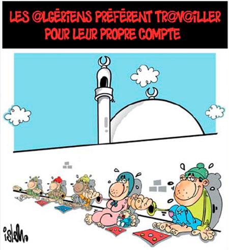 Les Algériens préférent travailler pour leur propre compte - Islem - Le Temps d'Algérie - Gagdz.com
