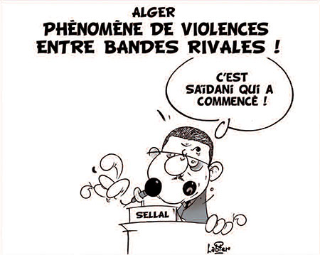 Alger: Phénomène de violences entre bandes rivales - Vitamine - Le Soir d'Algérie - Gagdz.com