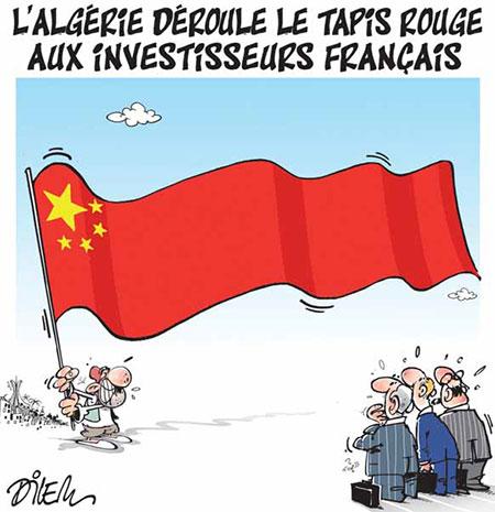 L'Algérie déroule le tapis rouge aux investisseurs français