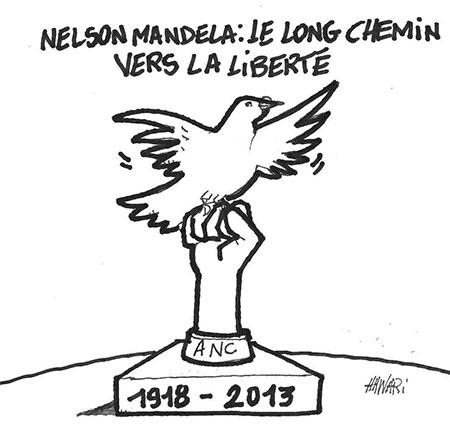 Nelson Mandela: Le long chemin vers la liberté - Ghir Hak - Les Débats - Gagdz.com