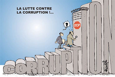 La lutte contre la corruption - Ghir Hak - Les Débats - Gagdz.com