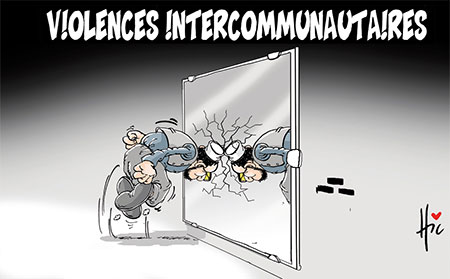 Violences intercommunautaires - Le Hic - El Watan - Gagdz.com