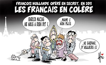 Les Français en colère - Le Hic - El Watan - Gagdz.com