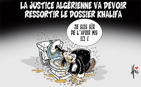La justice algérienne va devoir ressortir le dossier Khalifa - Le Hic - El Watan - Gagdz.com