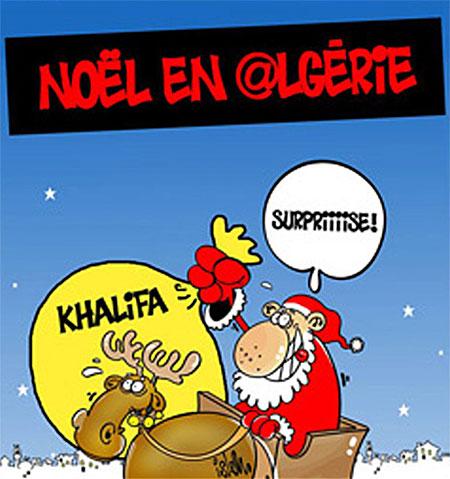 Noël en Algérie - Islem - Le Temps d'Algérie - Gagdz.com