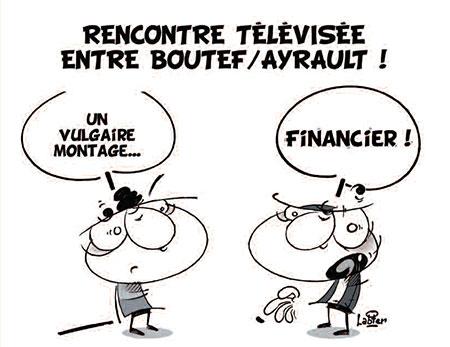 Rencontre télévisée entre Boutef - Ayrault - Vitamine - Le Soir d'Algérie - Gagdz.com