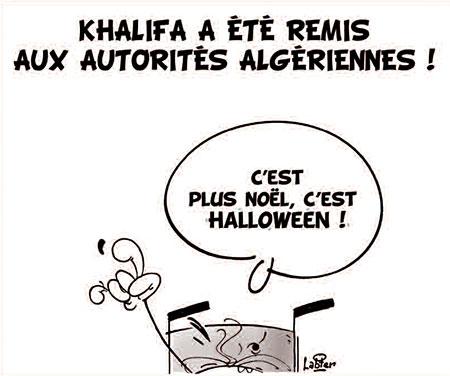 Khalifa a été remis aux autorités algériennes - Vitamine - Le Soir d'Algérie - Gagdz.com