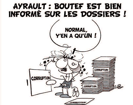 Ayrault: Boutef est bien informé sur les dossiers - Vitamine - Le Soir d'Algérie - Gagdz.com