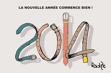 La nouvelle année commence bien - Ghir Hak - Les Débats - Gagdz.com
