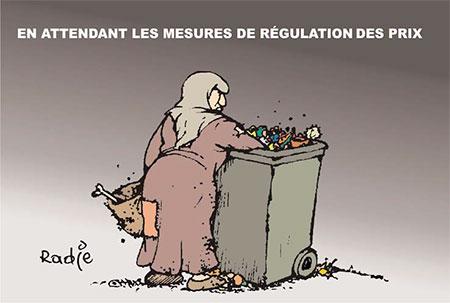 En attendant les mesures de régulation des prix - Ghir Hak - Les Débats - Gagdz.com