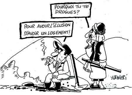 Drogues et illusions - Hawari - La Tribune des Lecteurs - Gagdz.com
