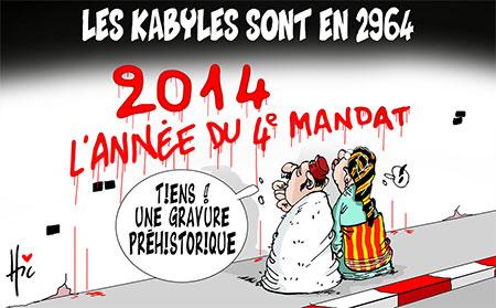 Les Kabyles sont en 2964 - Le Hic - El Watan - Gagdz.com