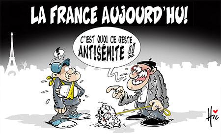 La France aujourd'hui - Le Hic - El Watan - Gagdz.com