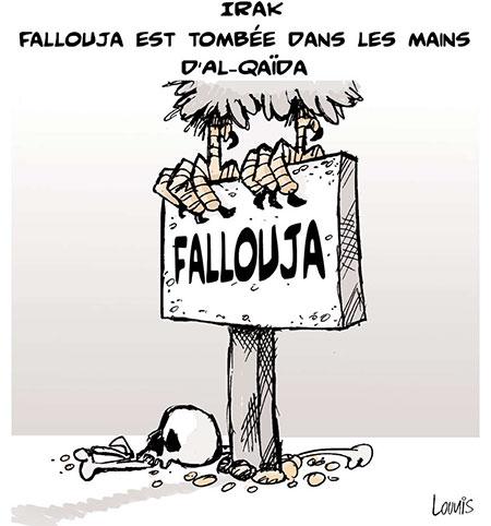 Irak: Fallouja est tombée dans les mains d'al-qaida - Lounis Le jour d'Algérie - Gagdz.com