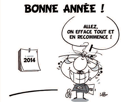 Bonne année - Vitamine - Le Soir d'Algérie - Gagdz.com