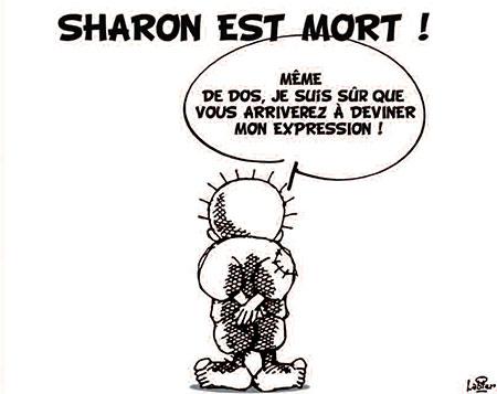 Sharon est mort - Vitamine - Le Soir d'Algérie - Gagdz.com
