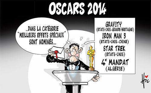 Oscar 2014 - Le Hic - El Watan - Gagdz.com