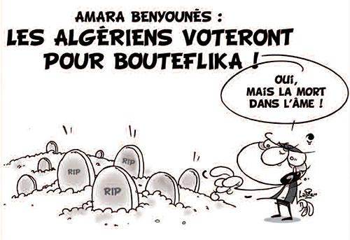 Amara Benyounès: Les Algériens voteront pour Bouteflika - Vitamine - Le Soir d'Algérie - Gagdz.com