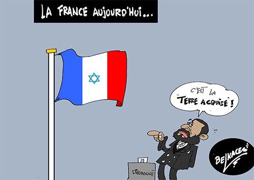 La France aujourd'hui - Belkacem - Le Courrier d'Algérie - Gagdz.com