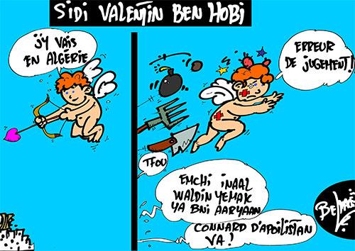 Sidi Valentin ben hobi - Belkacem - Le Courrier d'Algérie - Gagdz.com