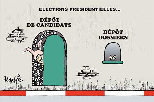 Elections présidentielles - Ghir Hak - Les Débats - Gagdz.com