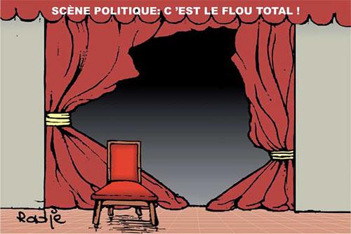 Scène politique: C'est le flou total - Ghir Hak - Les Débats - Gagdz.com
