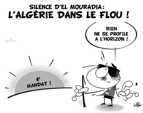 Silence d'el mouradia: L'Algérie dans le flou - Vitamine - Le Soir d'Algérie - Gagdz.com