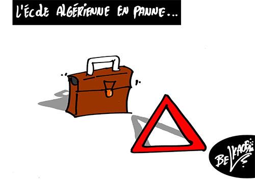 L'école algérienne en panne - Belkacem - Le Courrier d'Algérie - Gagdz.com