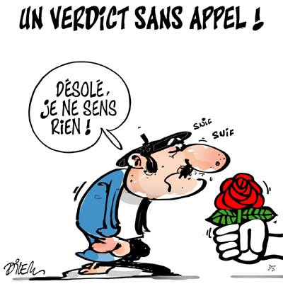 Élections municipales : Un verdict sans appel - Dilem - TV5 - Gagdz.com