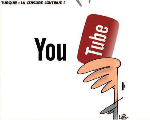 Turquie: La censure continue - Vitamine - Le Soir d'Algérie - Gagdz.com
