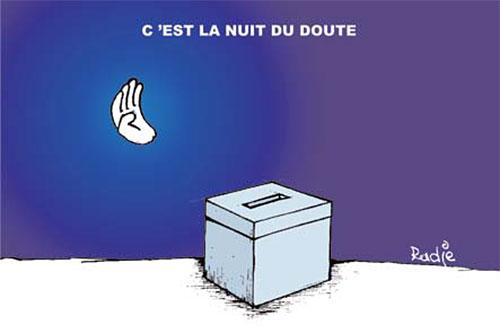 C'est la nuit du doute - Ghir Hak - Les Débats - Gagdz.com