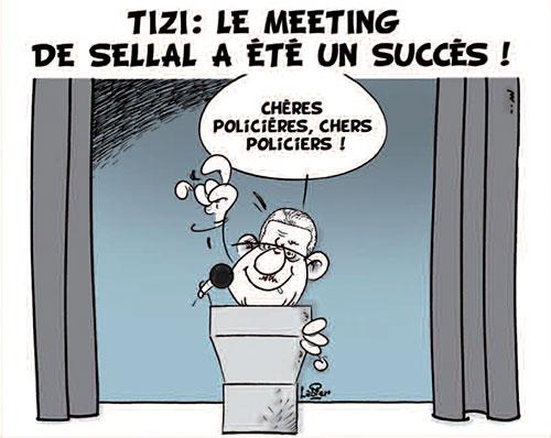 Tizi: Le meeting de Sellal a été un succès - Vitamine - Le Soir d'Algérie - Gagdz.com