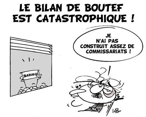 Le bilan de boutef est catastrophique - Vitamine - Le Soir d'Algérie - Gagdz.com