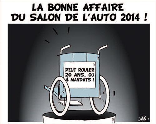 La bonne affaire du salon de l'auto 2014 - Vitamine - Le Soir d'Algérie - Gagdz.com