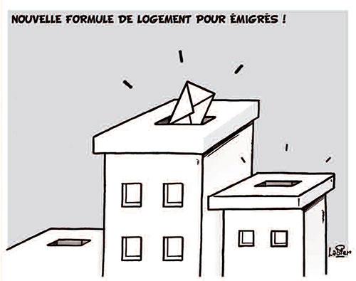 Nouvelle formule de logement pour émigrés - Vitamine - Le Soir d'Algérie - Gagdz.com
