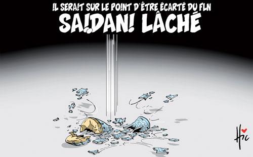 Il serait sur le point d'être écarté du fln: Saidani lâché - Le Hic - El Watan - Gagdz.com