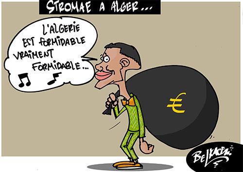 Stromae à Alger - Belkacem - Le Courrier d'Algérie - Gagdz.com