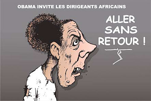 Obama invite les dirigeants africains - Ghir Hak - Les Débats - Gagdz.com